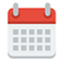 ikona kalendarz